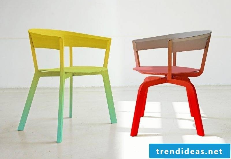Furniture designer chairs
