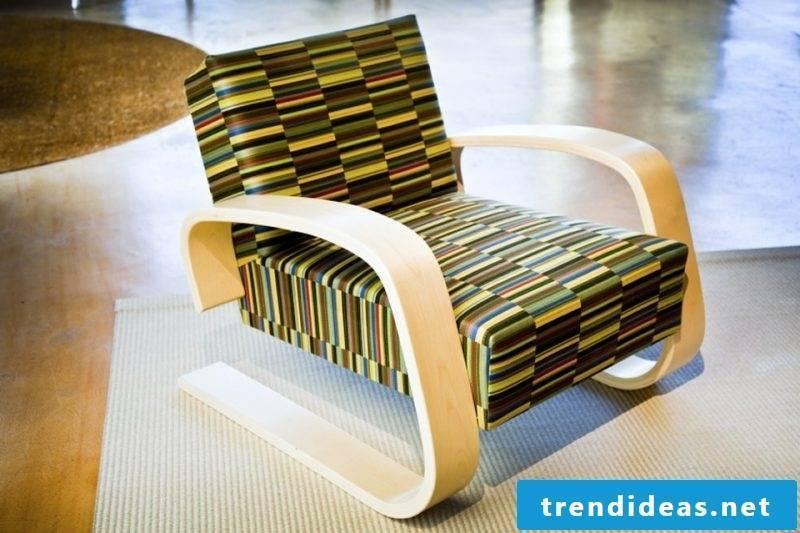 Furniture designer Alvar Aalto