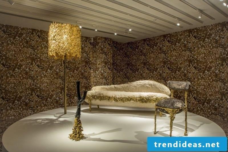 Furniture designer Campana interior design