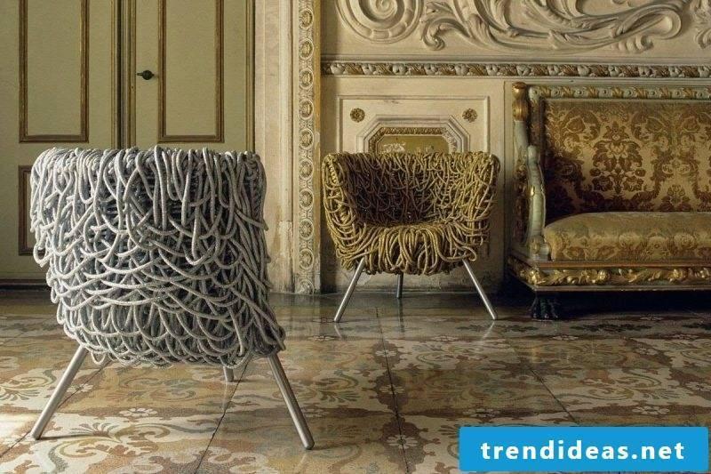 Furniture designer interior Campana