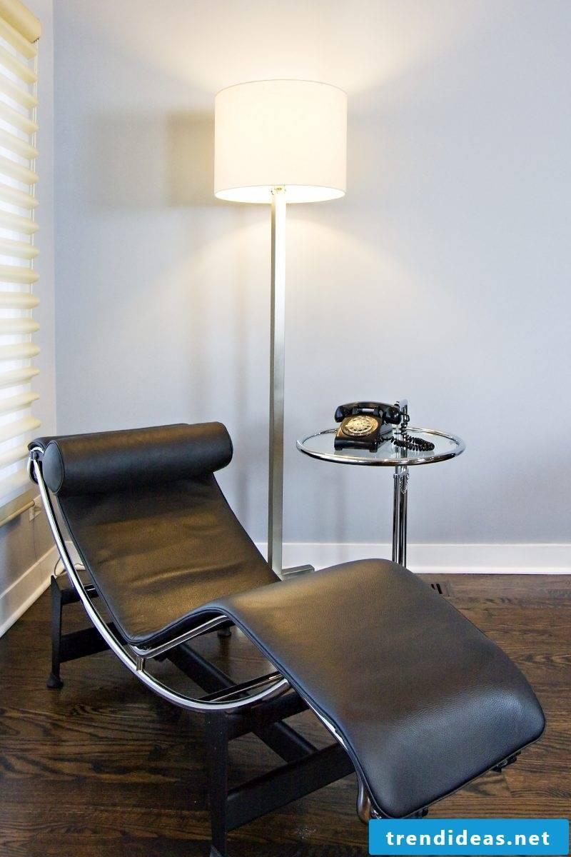 Furniture Designer Gray Chair