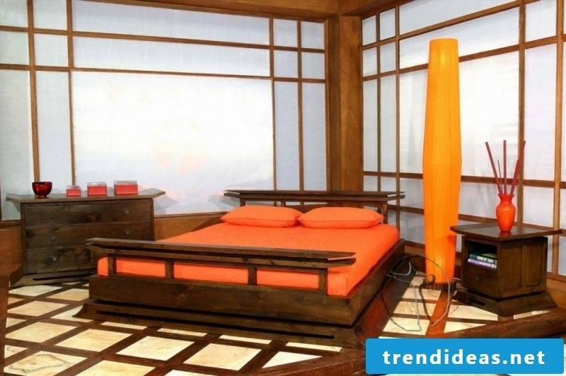 Furniture designer bedroom