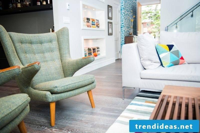 Furniture designer living room ideas