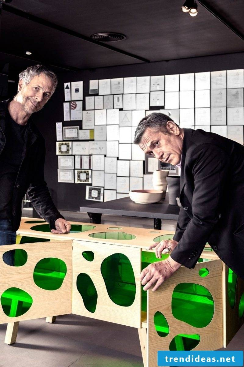 Furniture designer Brother Campana