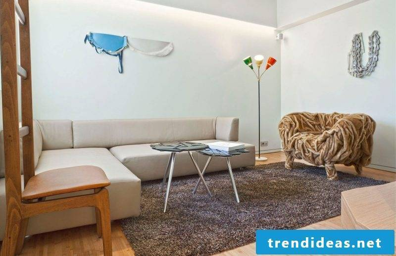 Furniture designer living room ideas from Campana