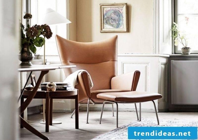 Furniture designer chair interior design
