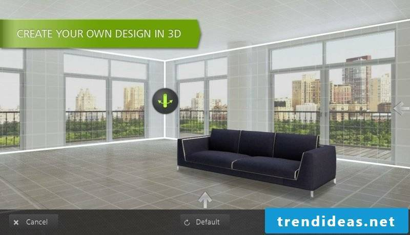 Homestyler room planner 3D online interior design