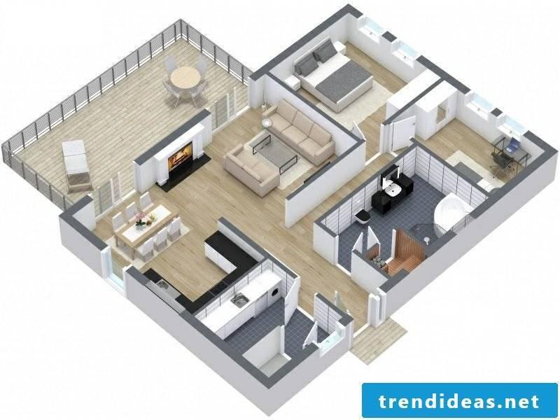 RoomSketcher room designer 3D for free