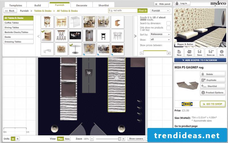 Interior design ideas room designer online My Deco