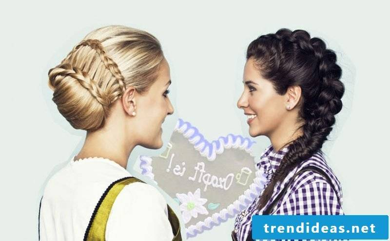 costume hairstyles pinned up