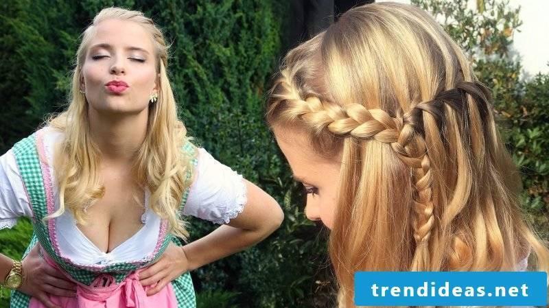 costume hairstyles blonde