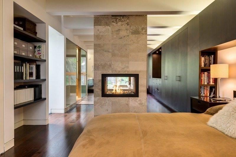 original fireplaces travertine tiles