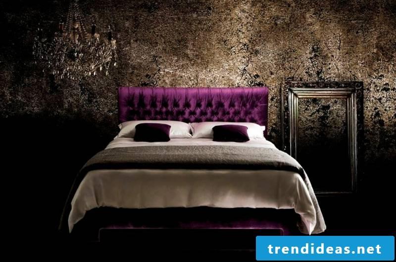 Treca beds-colette-purple-dark
