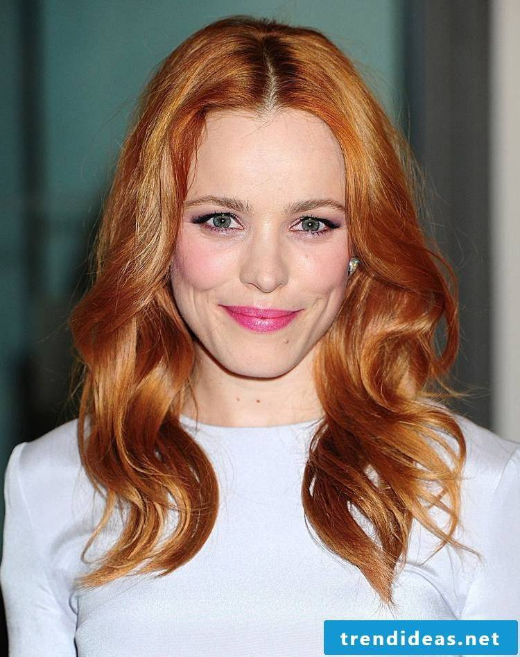 Copper brown hair color trends