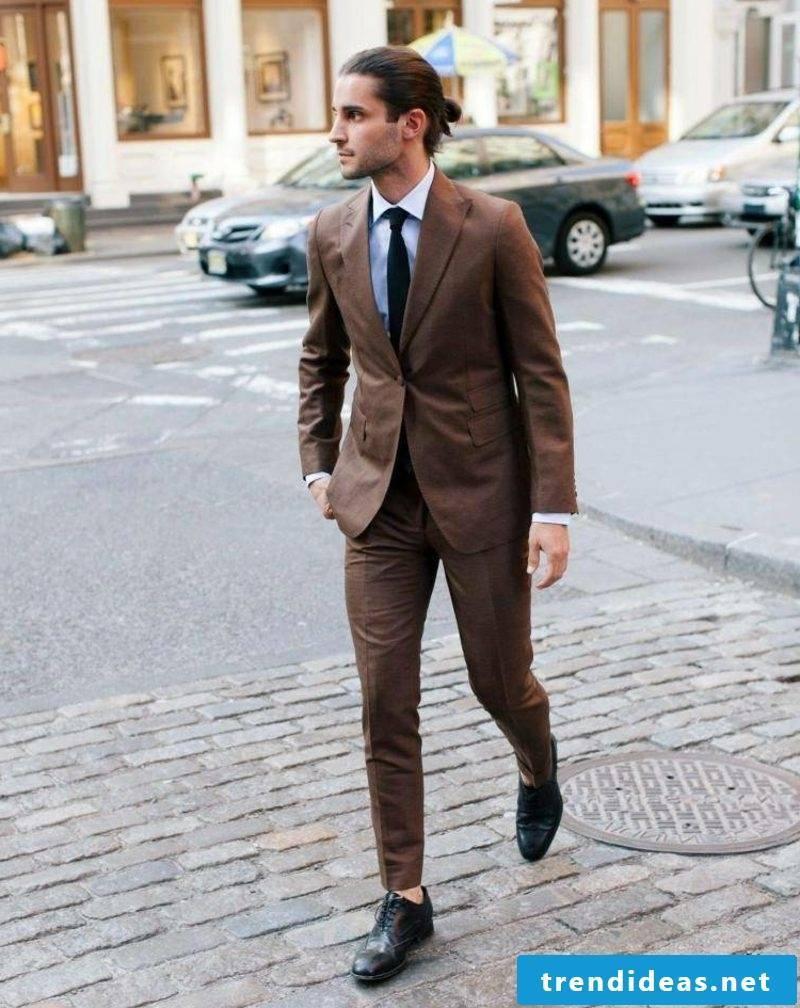 Men's Hairstyles for 2015 Trends Man Bun