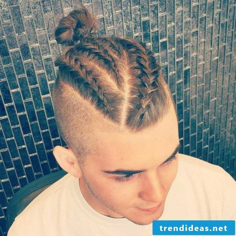 unusual braided hairstyle men's hairstyles for 2015