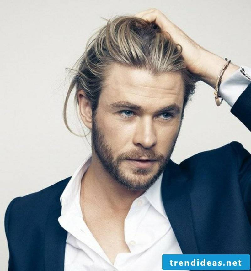 Men's hairstyles for 2015 medium length