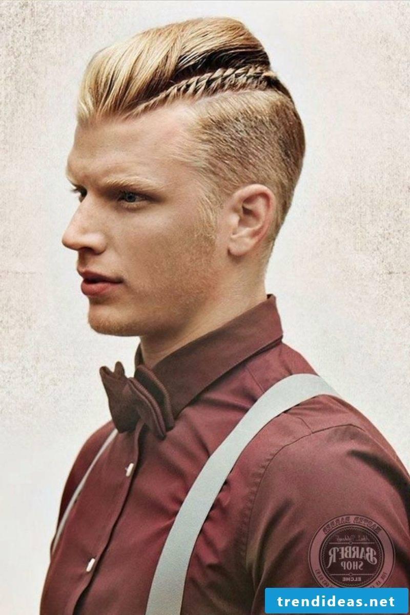 trendy men's hairstyles for 2015 braided braid