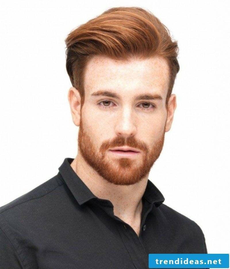 Trendy men's hairstyles for 2015 short hair side parting