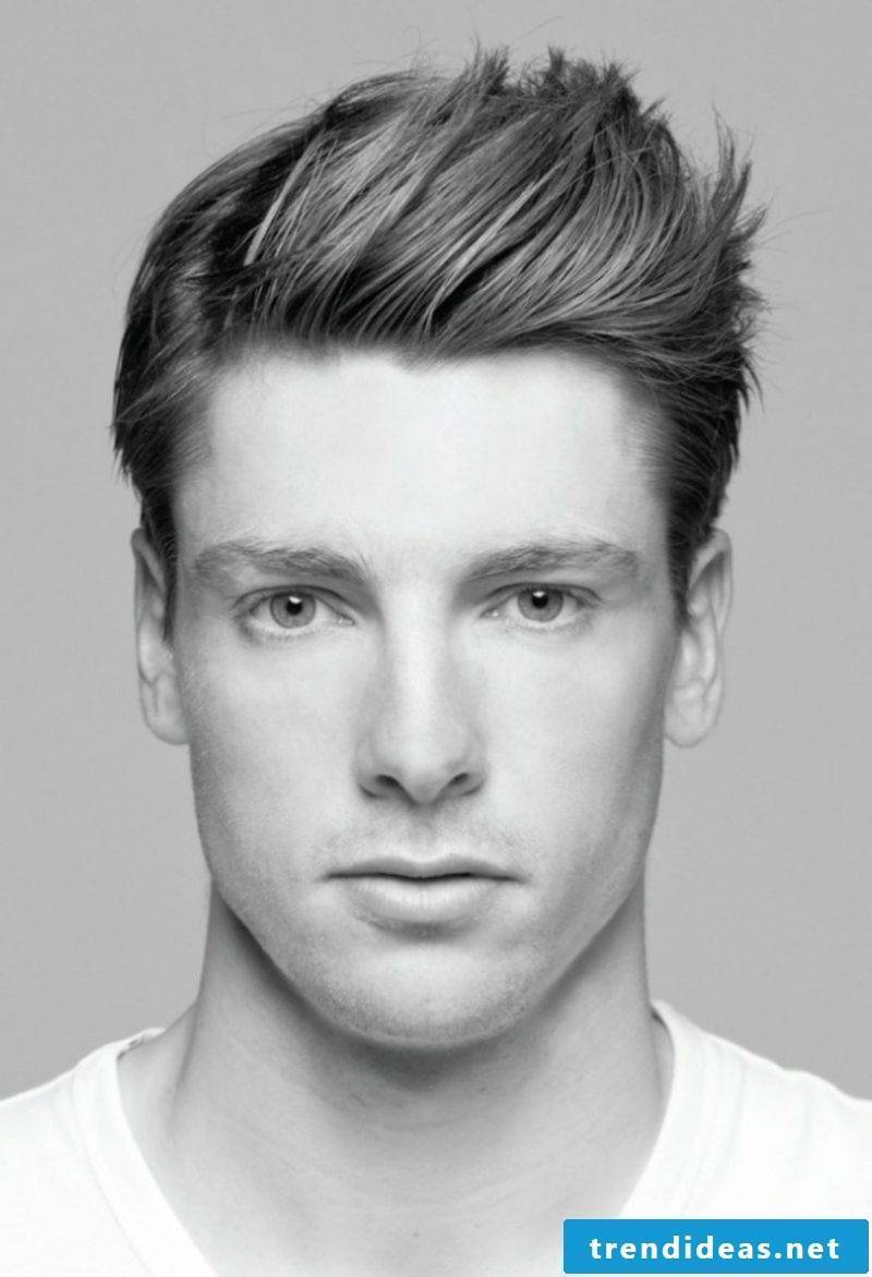modern men's hairstyles for 2015 short hairstyle with side parting