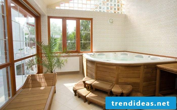 wellness-oasis-in-the-own-four-walls-great-atmosphaere-wood-water-whirlpool relax zone