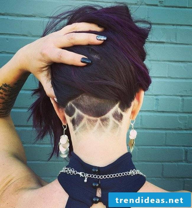 short hairstyles undercut women hairstyles trend hairstyles undercut woman