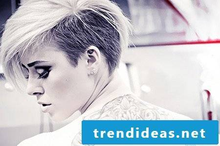 undercut women hairstyles