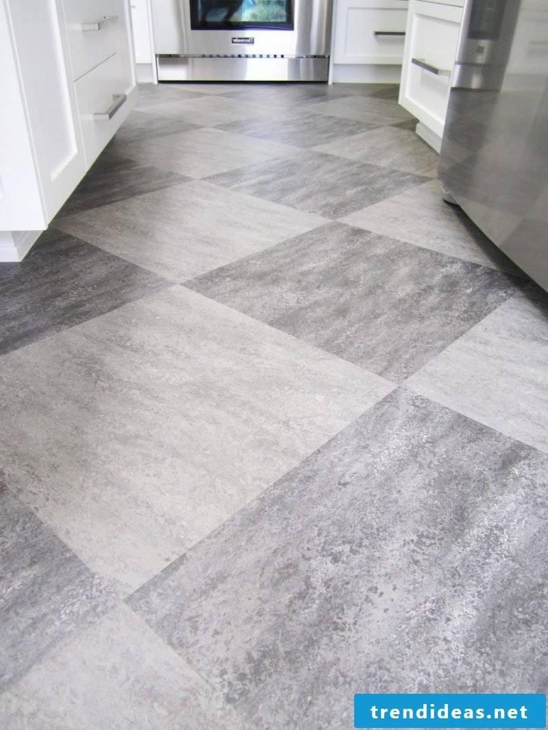 Tile laying pattern Diagonal bandage