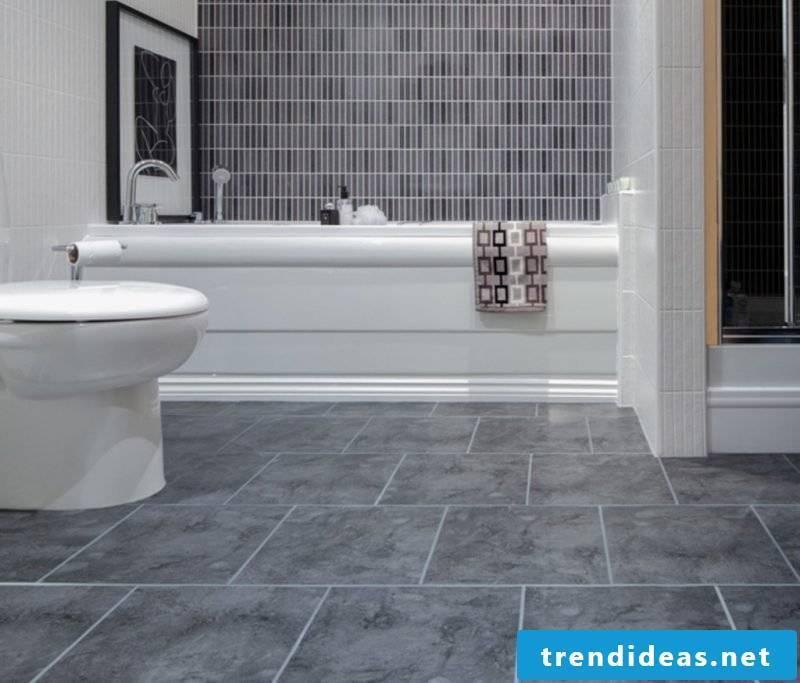 Tile laying pattern granite