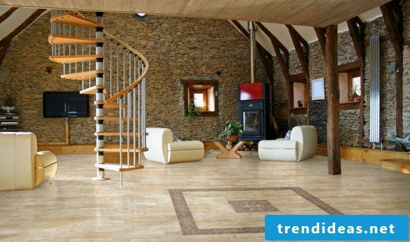 Combine tile laying patterns
