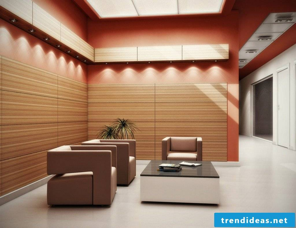 Wall panels wood - the best alternative for wall cladding for a hotel