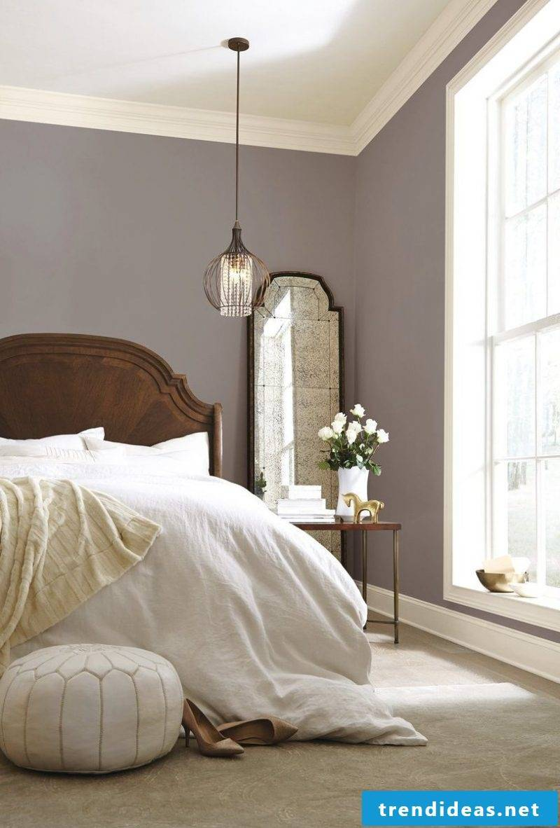 wall design bedroom ideas taupe living