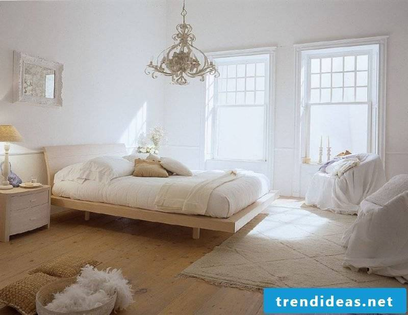 wall design bedroom ideas small white spaces