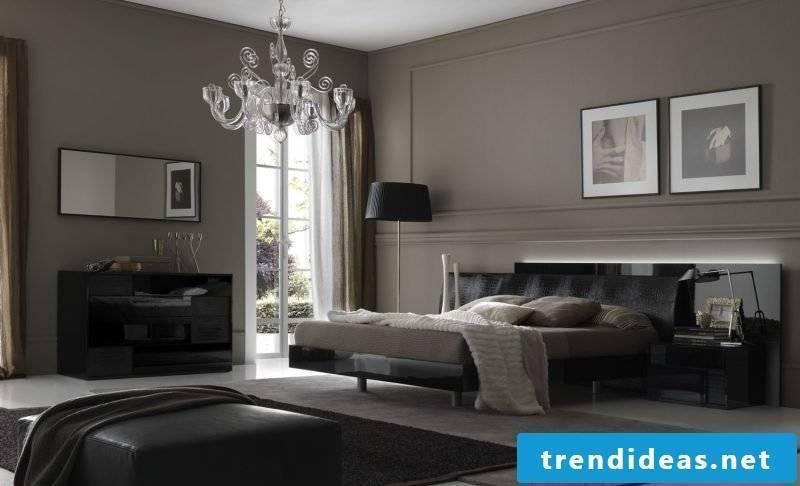 wall design bedroom ideas grays dwelling ideas