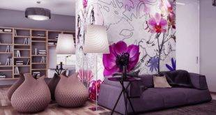 Wall Design Living Room - 20 attractive ideas for stylish living room ambience