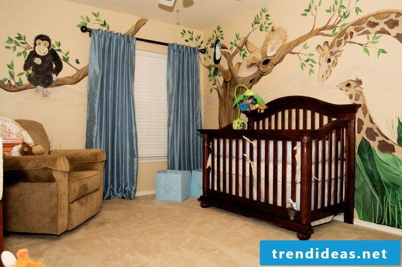 Buy mural cheap for baby room