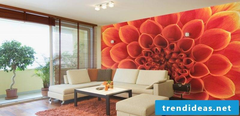 Wall mural cheap: Choose the right design