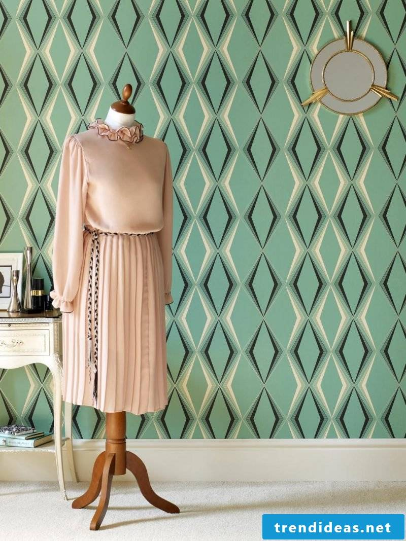 Decorate DIY Instructions - Design Your Own Wallpaper