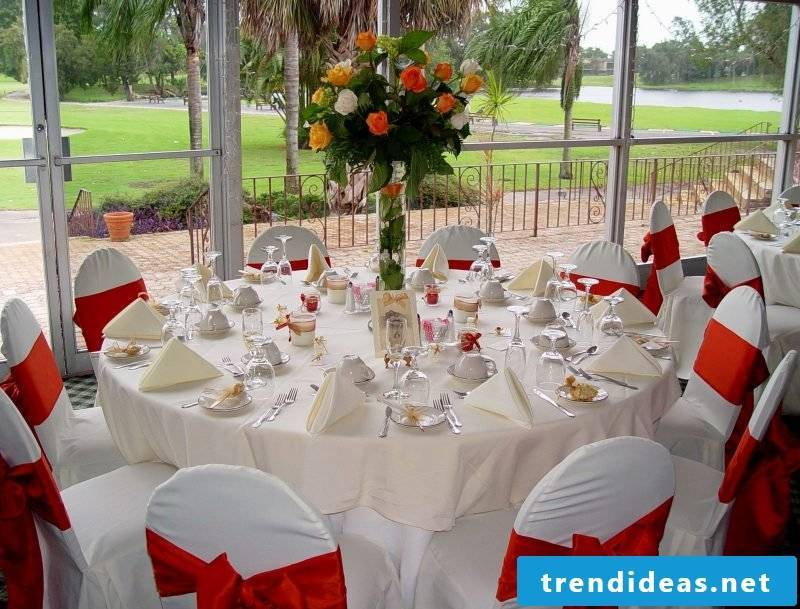 wedding flower arrangements romantic