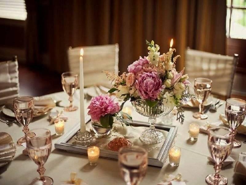 Wedding flower arrangements simple