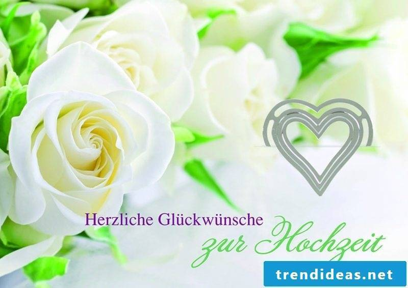 Text for wedding card