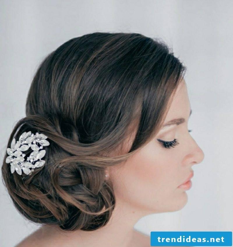 Bridal Hairstyles Elegant Classic Dutt