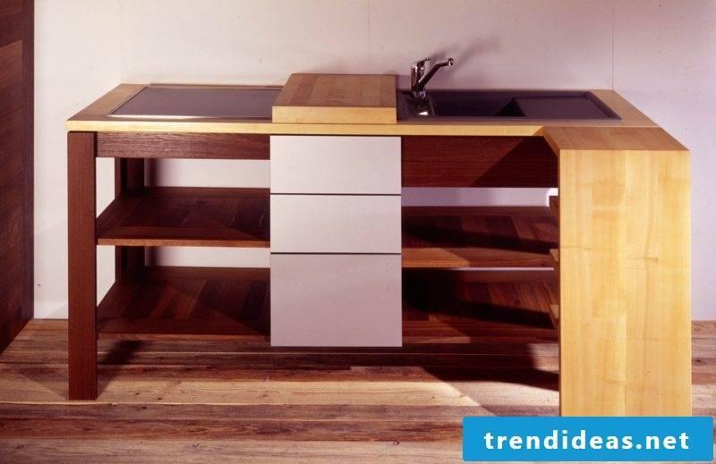 Element of a modular kitchen practical design