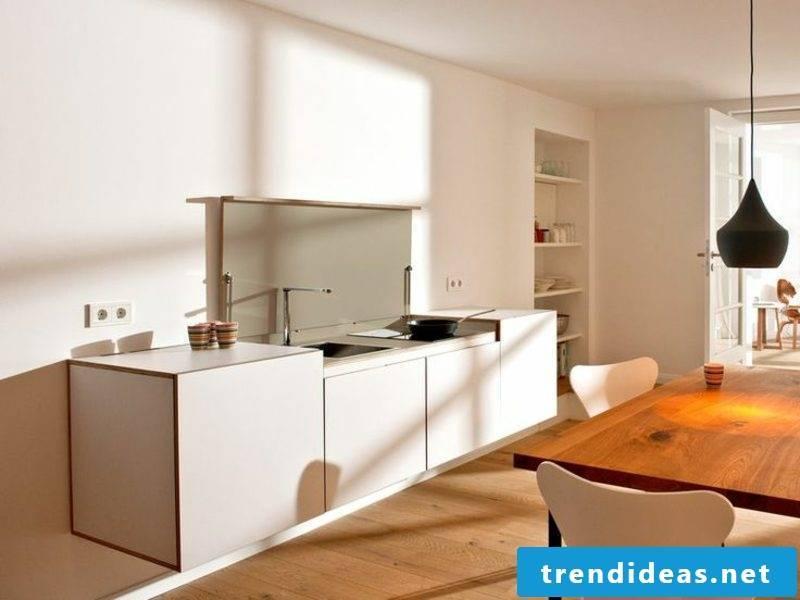 Modular kitchen simple design