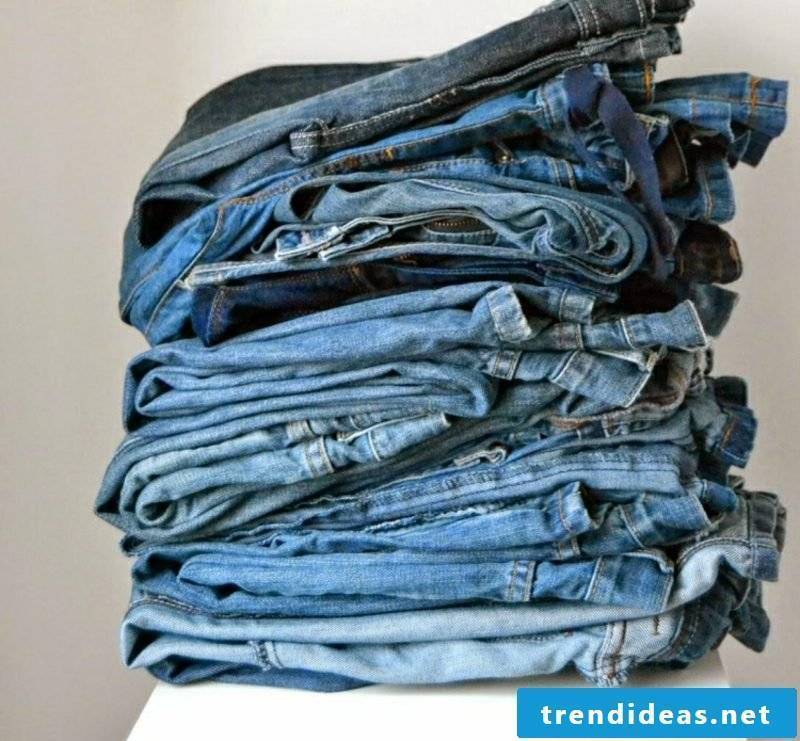what can you do with old jeans?