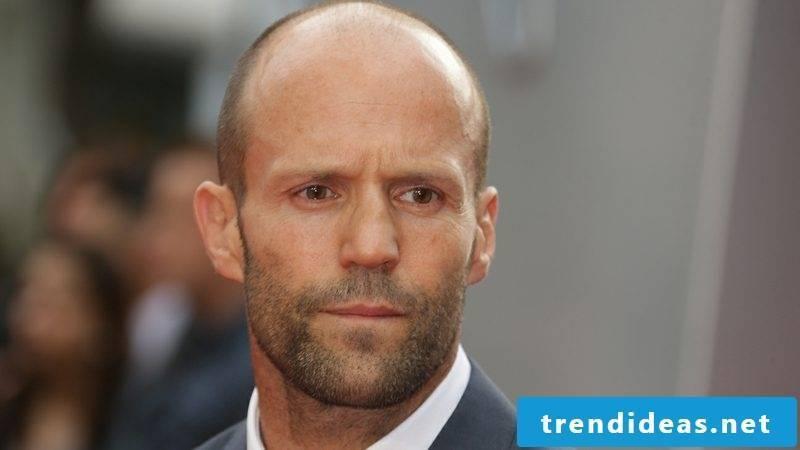 Men's hairstyles 2017 Jason Statham