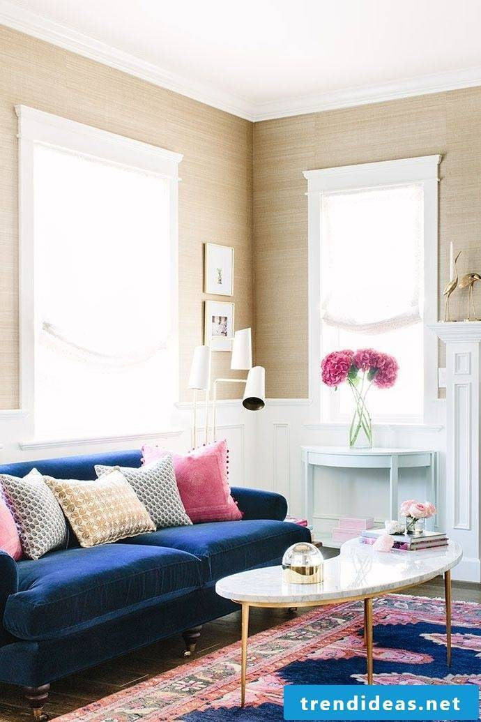 The boho style is the face of modern home decor