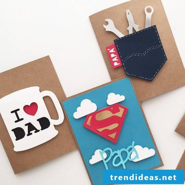 Great idea for dad sayings and father's day card
