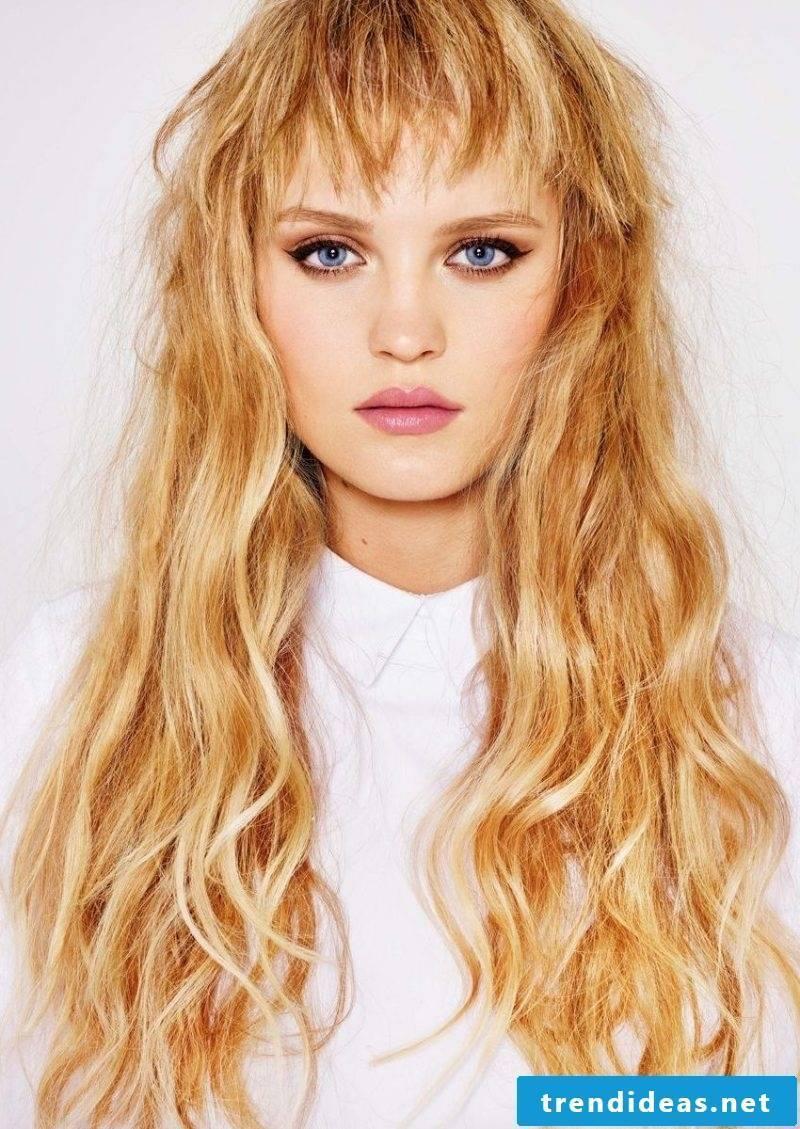 Hairstyles blonde