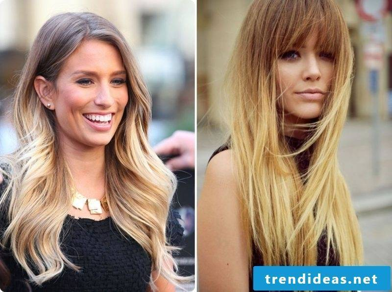 women's hairstyles ombre
